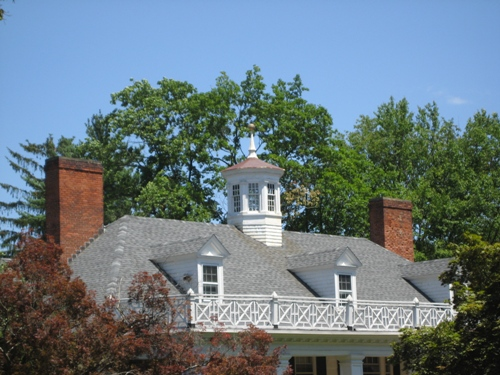 24 lastest cupolas on houses for Pictures of houses with cupolas