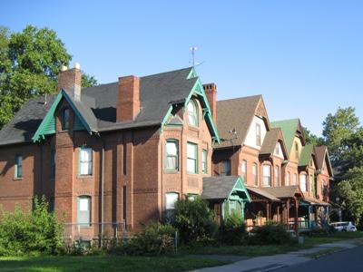 Asylum Hill Homes