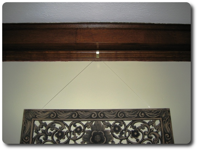 Picture Molding with Crown Molding