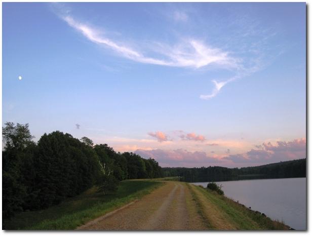 Eastern Bank of MDC Reservoir #6