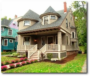 Award Winning Restoration at 79 Girard Avenue