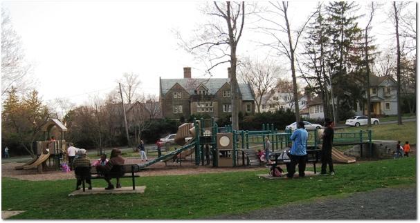 Elizabeth Park Playground