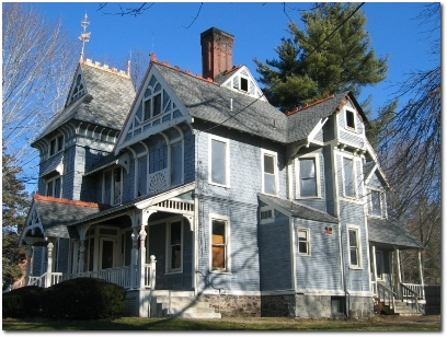 Victorian with Amazing Details and Potential