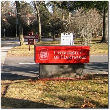 University of Hartford Asylum Avenue Campus