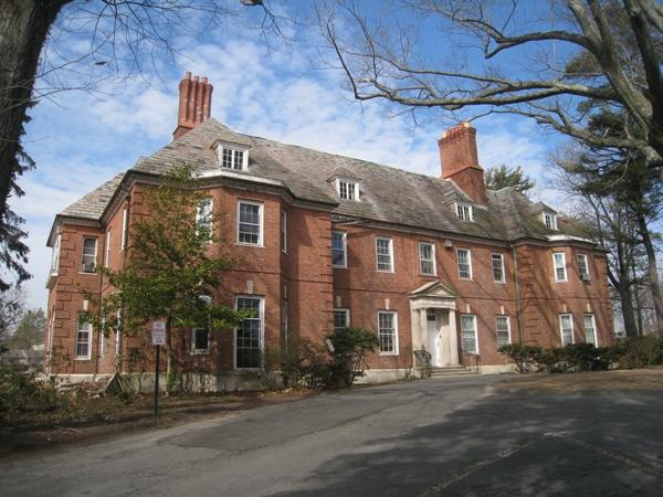 Butterworth Hall