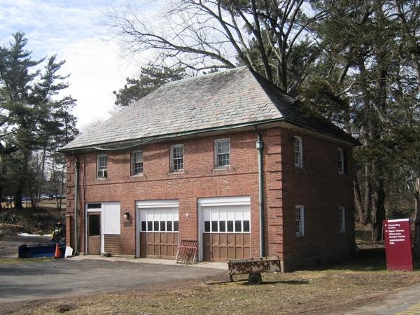 Historic Garage