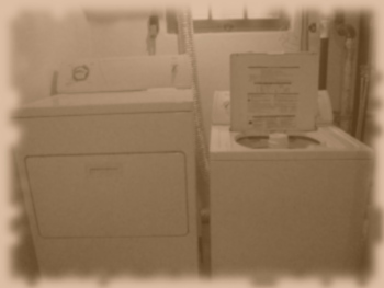 Laundry Area