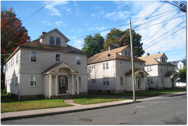 Triplets of Maple Street
