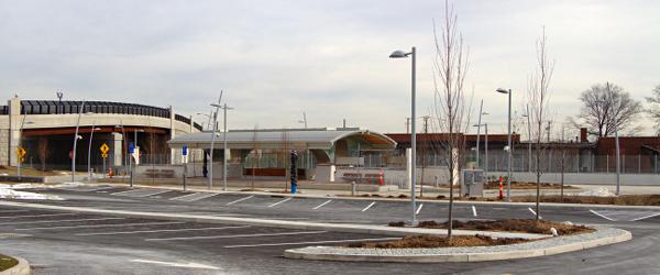 2015-01-21 Flatbush Busway Station