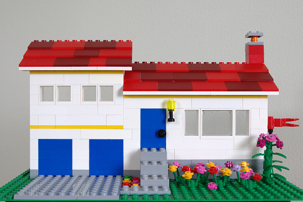 Lego House - Split Level