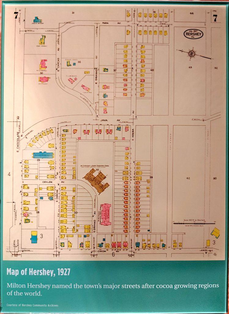 Hershey Plan