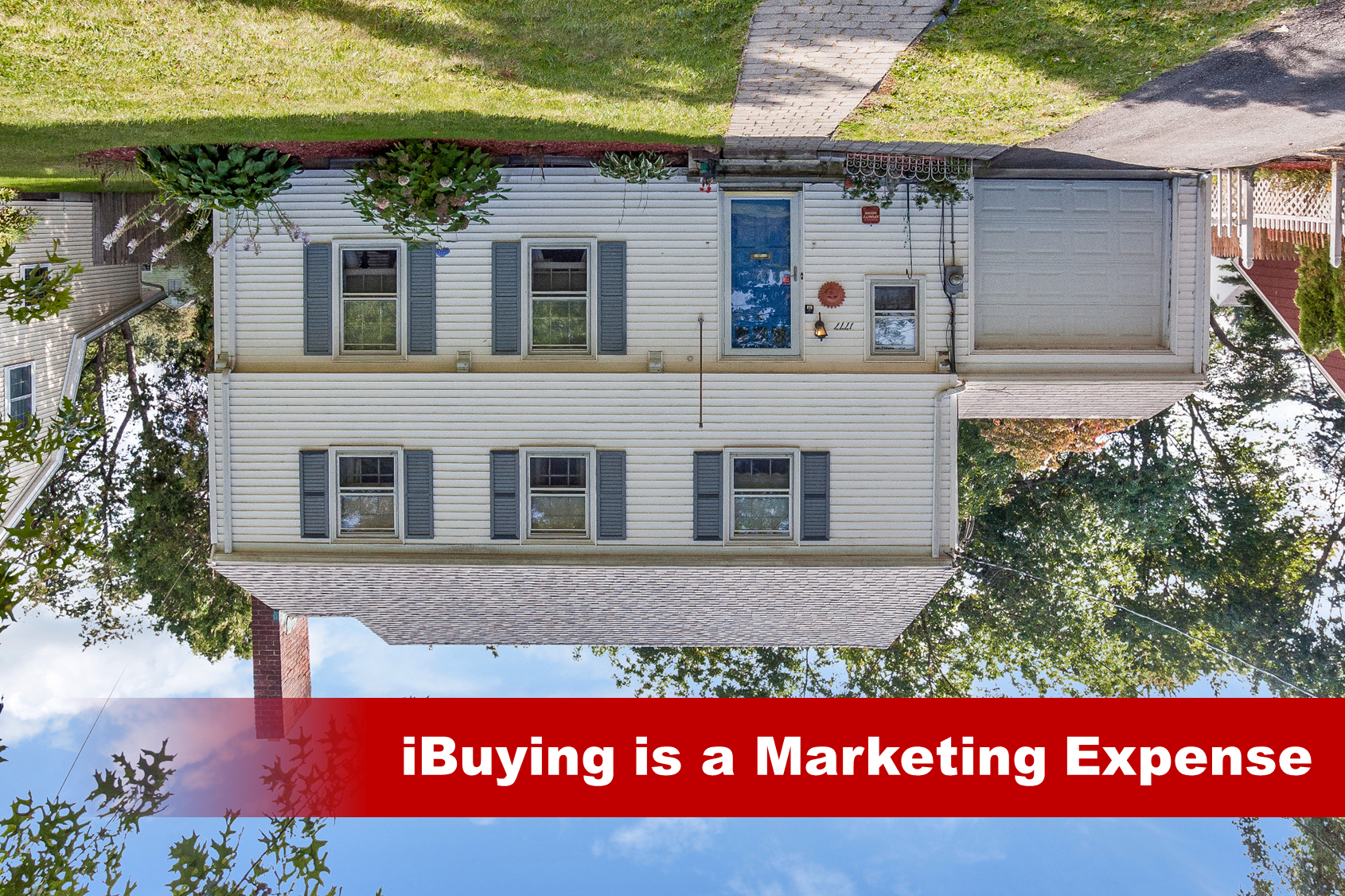 iBuying is a Marketing Expense