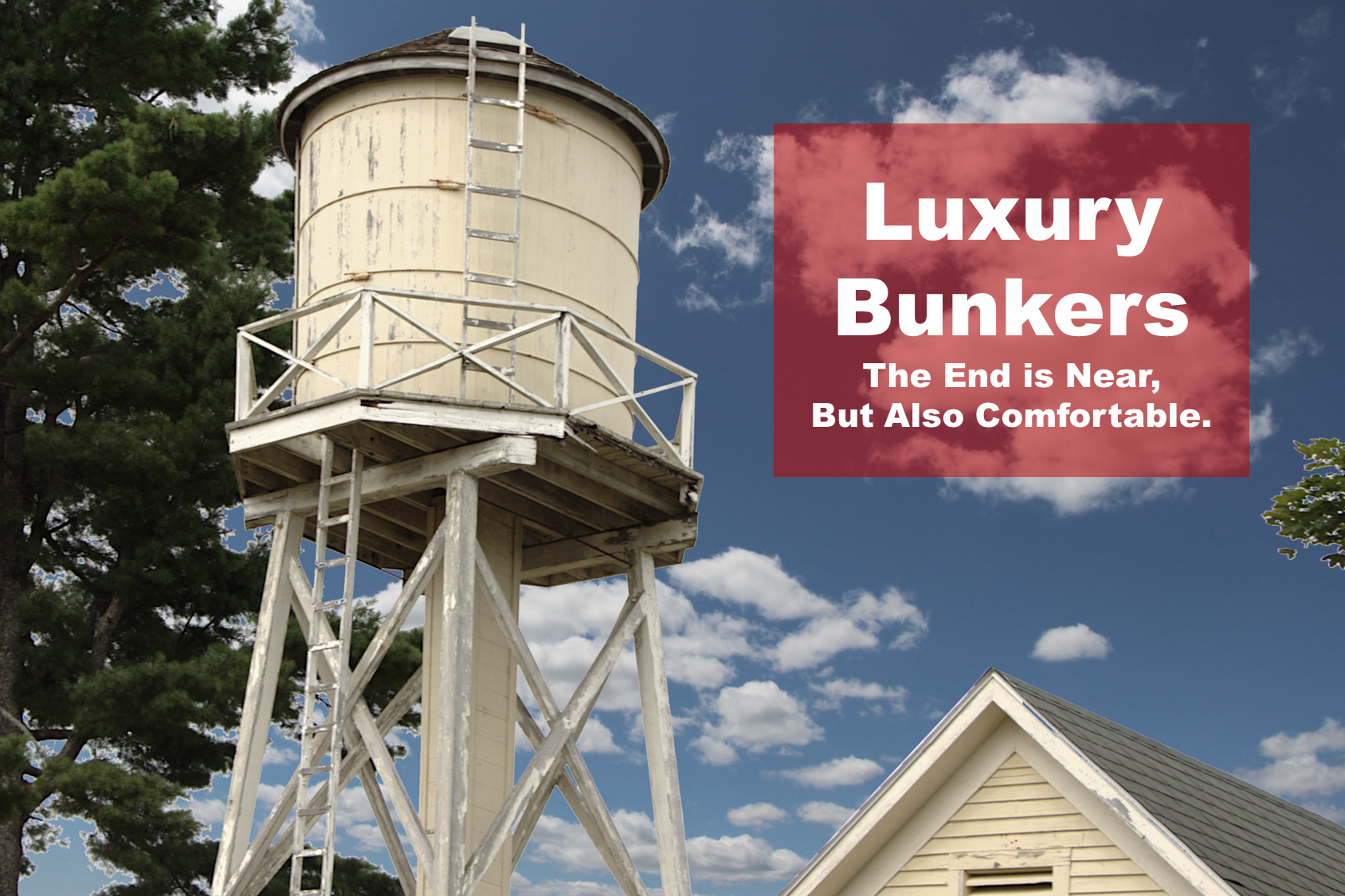 2019-09-04 Luxury Bunkers