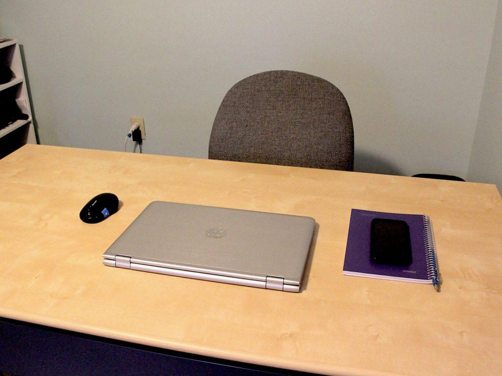 2020-01-13 Clean Desk