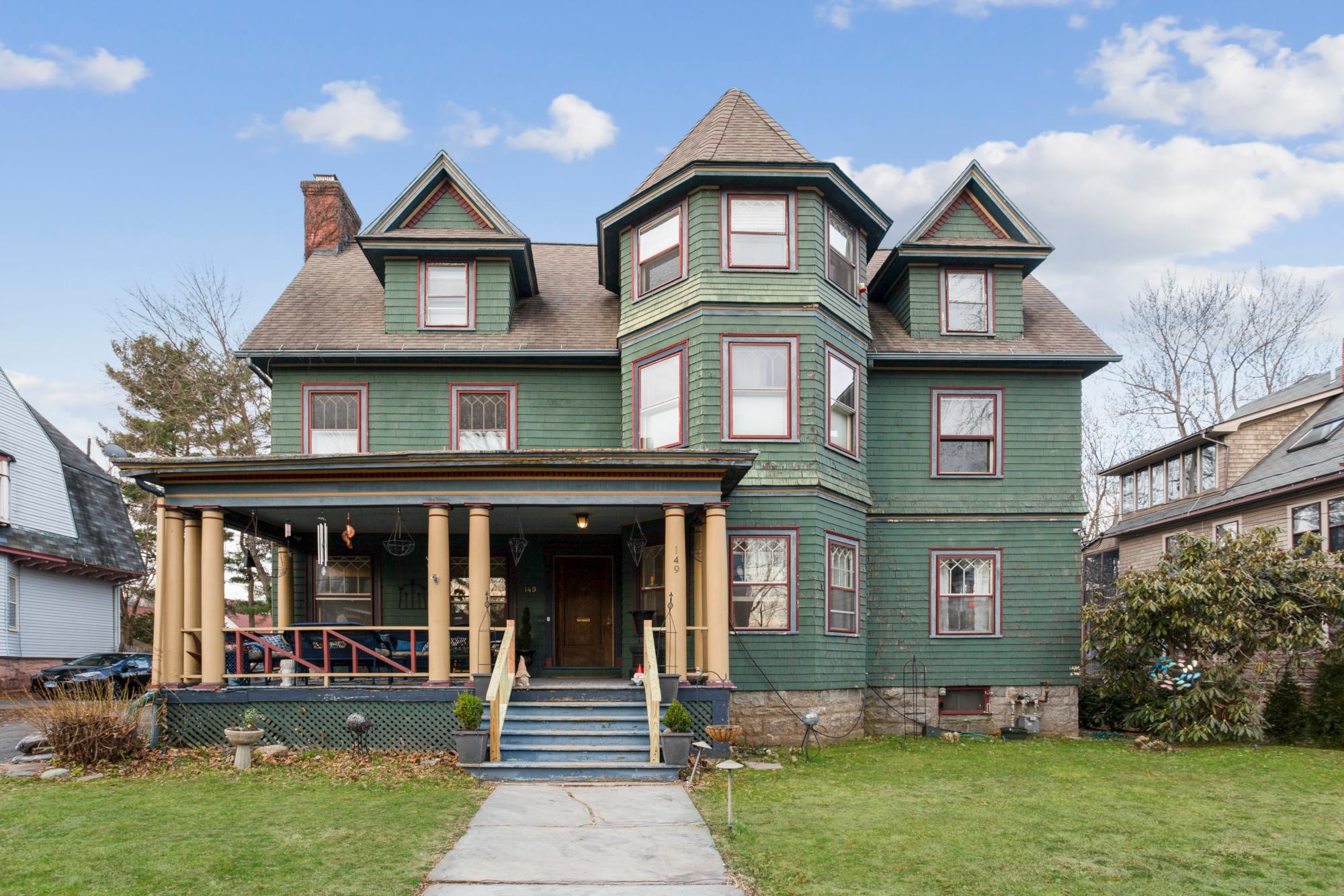 149 Kenyon St, Hartford