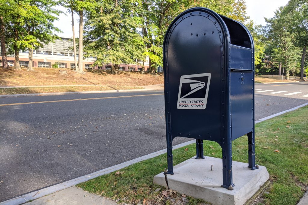 2020-08-25 The Check is in the Mail