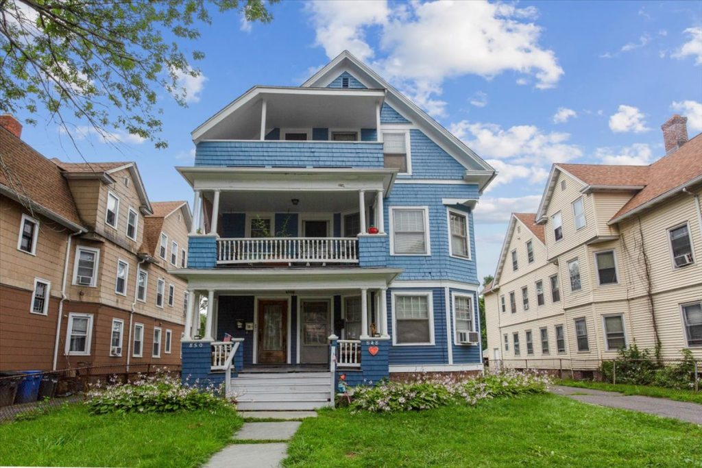 848-850 Capitol Avenue, Hartford